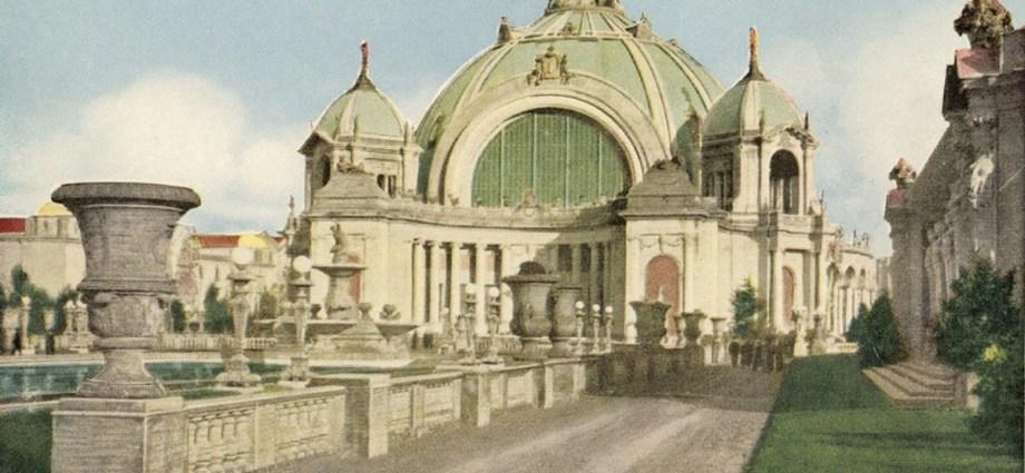 Panama–Pacific International Exposition- San Francisco 1915