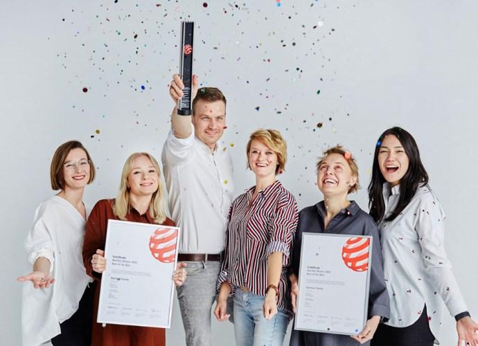 Red Dot Design Awards - Winners