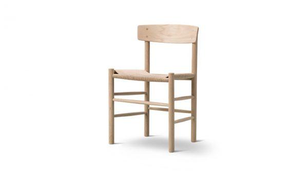 Mogensen J39 Chair. Designed by Børge Mogensen in 1947.