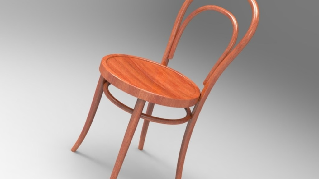 Chair no.14 by Michael Thonet