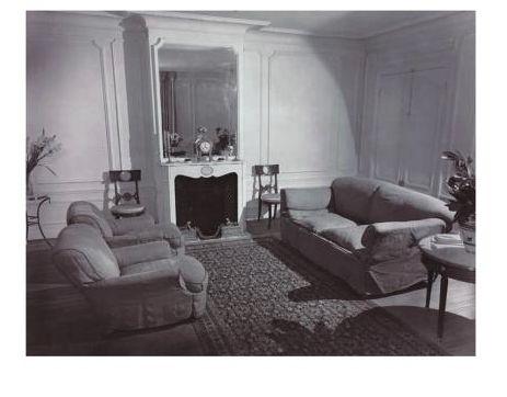 Eugenia Errazuriz apartment, Paris, 1920s