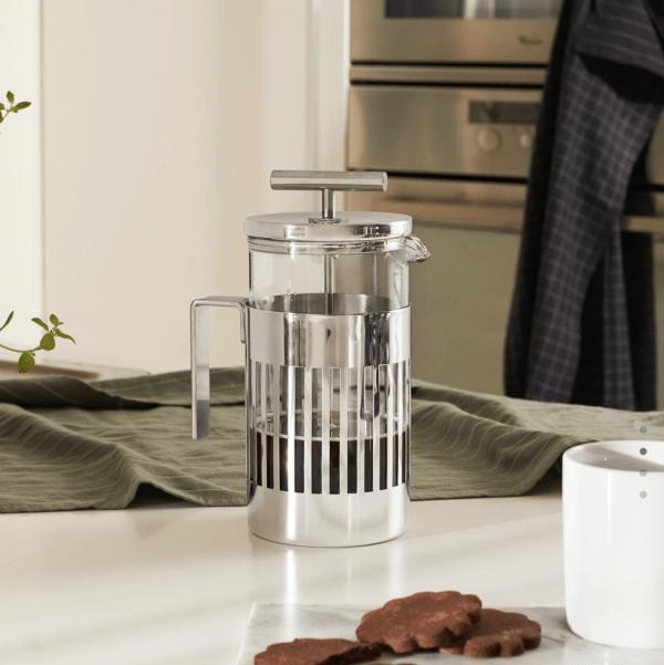 Press Filter coffee maker by Aldo Rossi