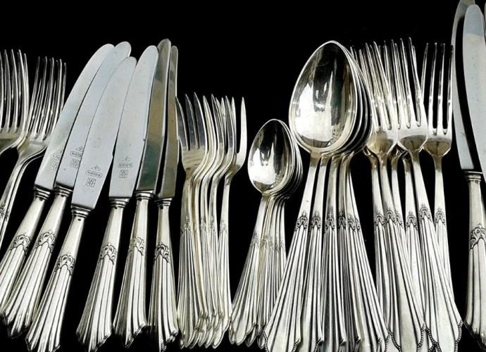 Silver and twentieth century design