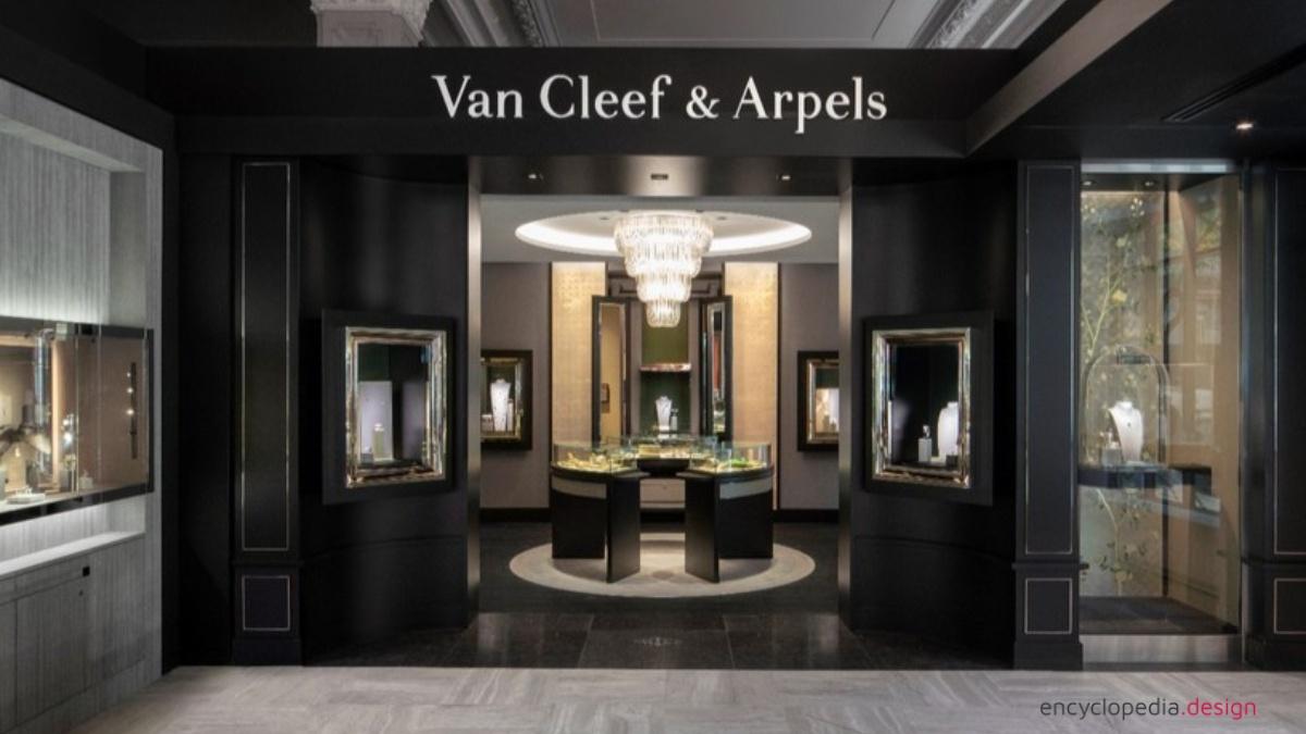Van Cleef & Arpels opens first store in Montreal.