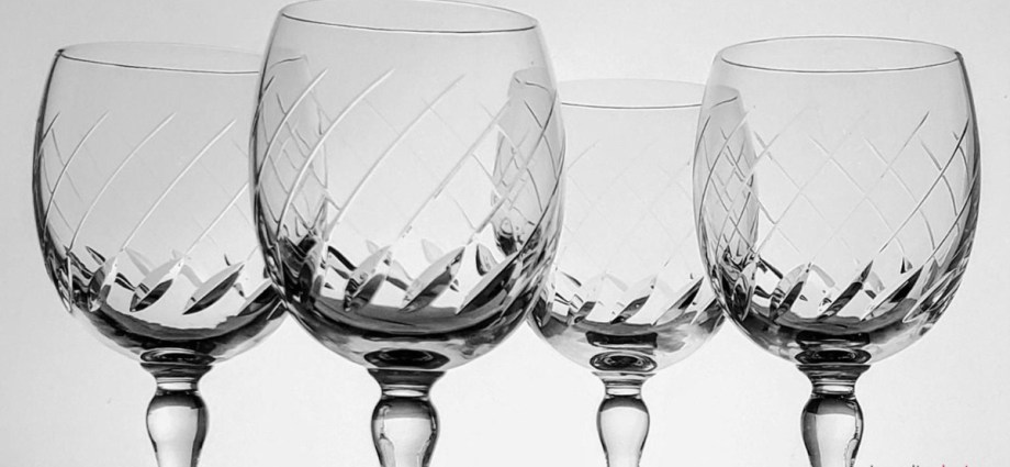 Webb Corbett Glassware