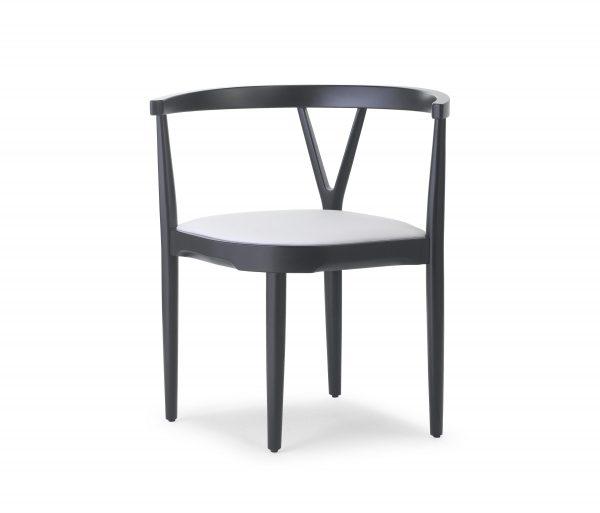 Valentina chair designed by Alfredo Simonit