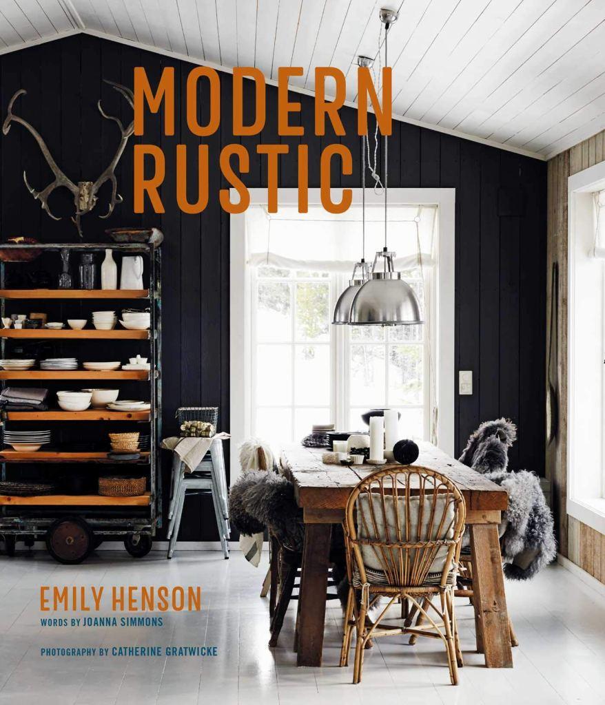 Modern Rustic Hardcover cover art