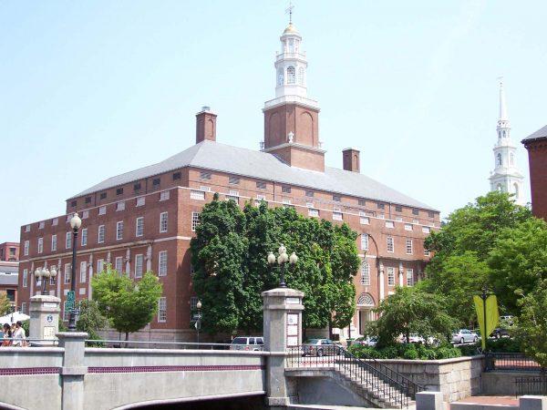 Administration building Rhode Island School of Design