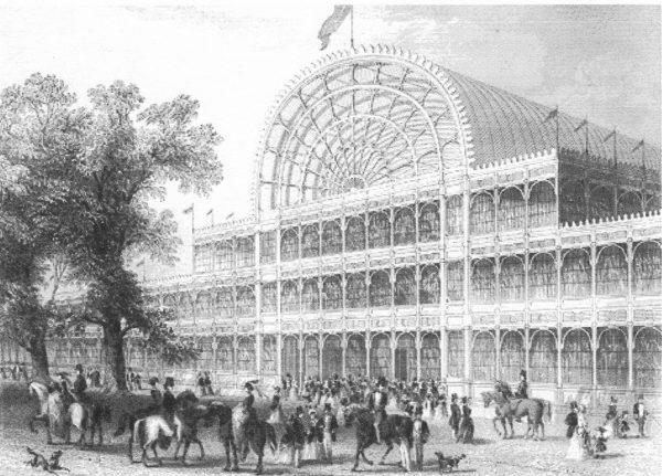 Crystal Palace drawing