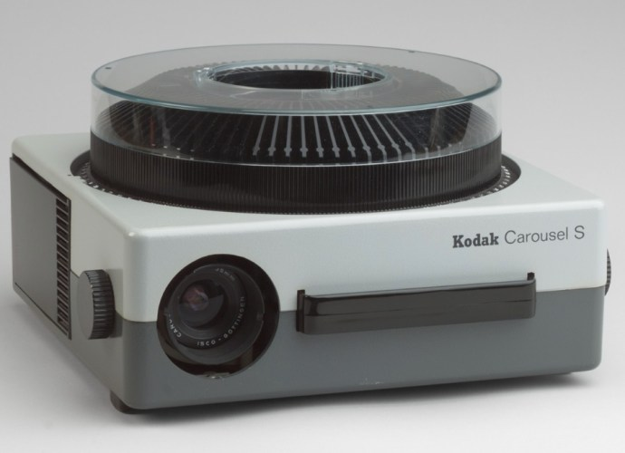Carousel slide projector featured image
