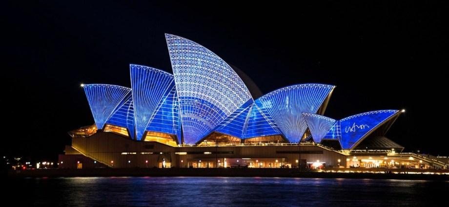 Pritzker Prize winner Sydney Opera House