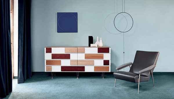 Design interior - Gio Ponti