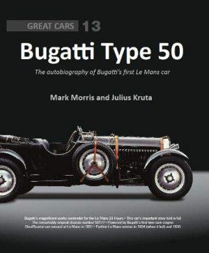 Bugatti Type 50 first Le Mans car