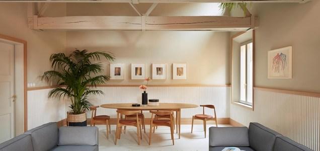 Casa Mutina Modena is an immersive showcase of minimalist interiors
