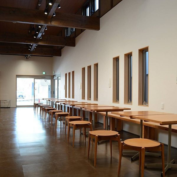 Forms Stackable Stool by Hiroshi Yajima
