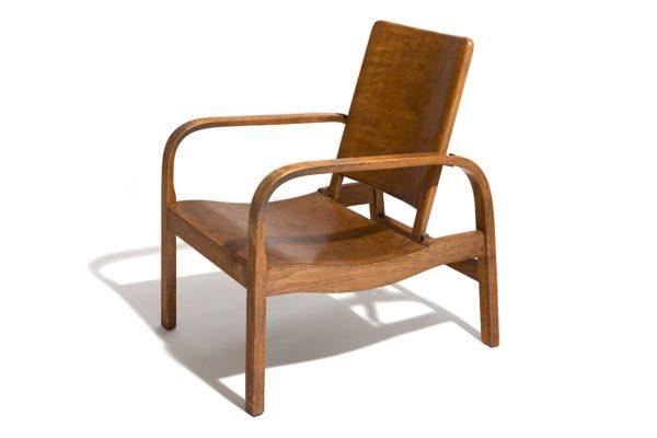 Morris Chair 1927 by Max Ernst Haefeli