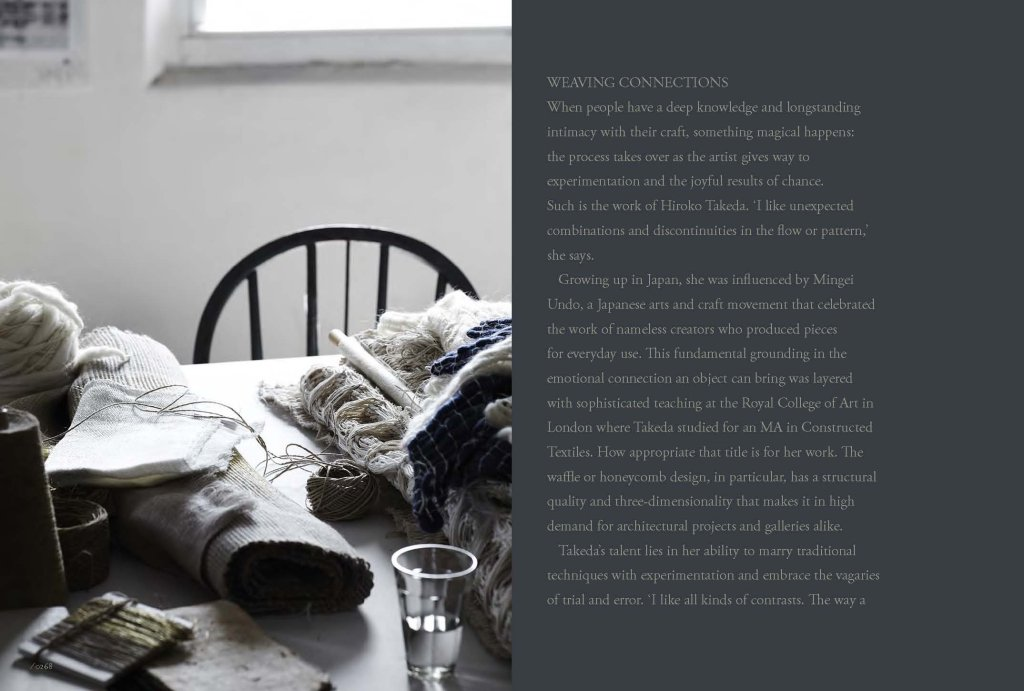 Perfect Imperfect: The Beauty Of Accident Age And Patina. Page sample.