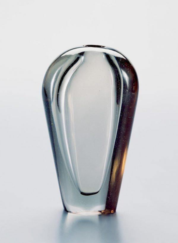 Vase (c. 1950) SEGUSO VETRI D'ARTE, Murano (manufacturer) Flavio POLI (designer)