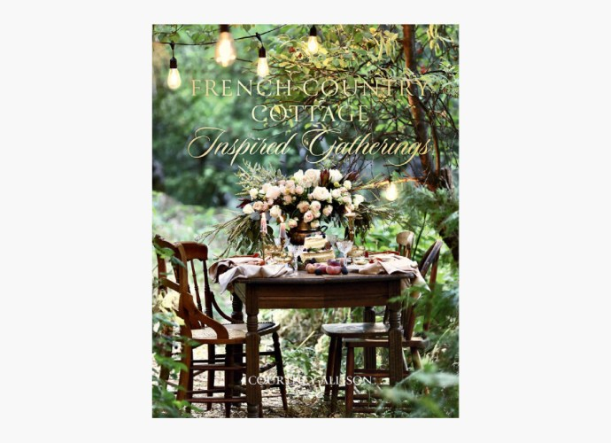 French Country Cottage book cover