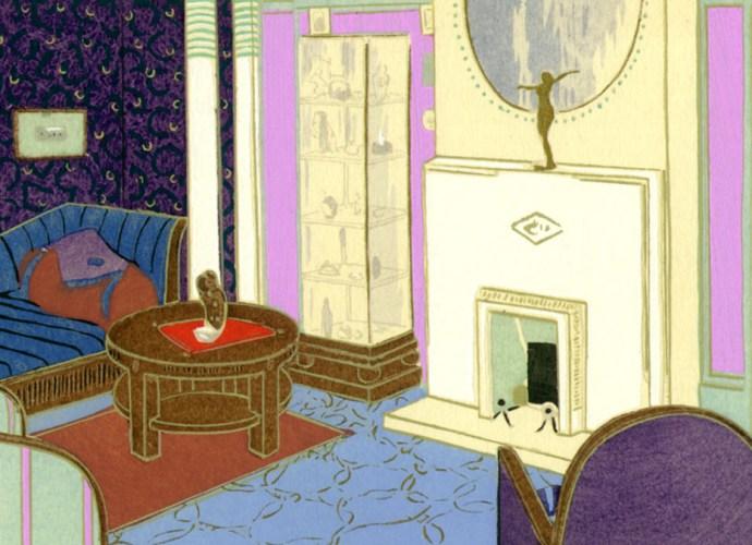 Jacques-Émile Ruhlmann interior featured image