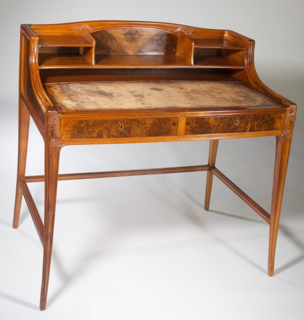 Leon Jallot desk and chair