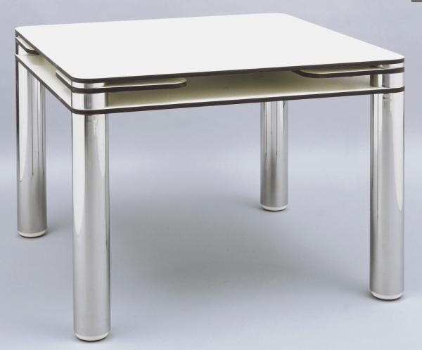 Poker Table (1968) by Joe Colombo
