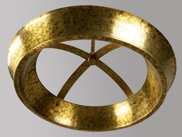 Eugene Printz couronne lumineuse
