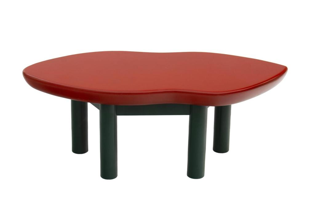 Joan Crawford Lips Coffee Table by Jay Spectre - top front at angle