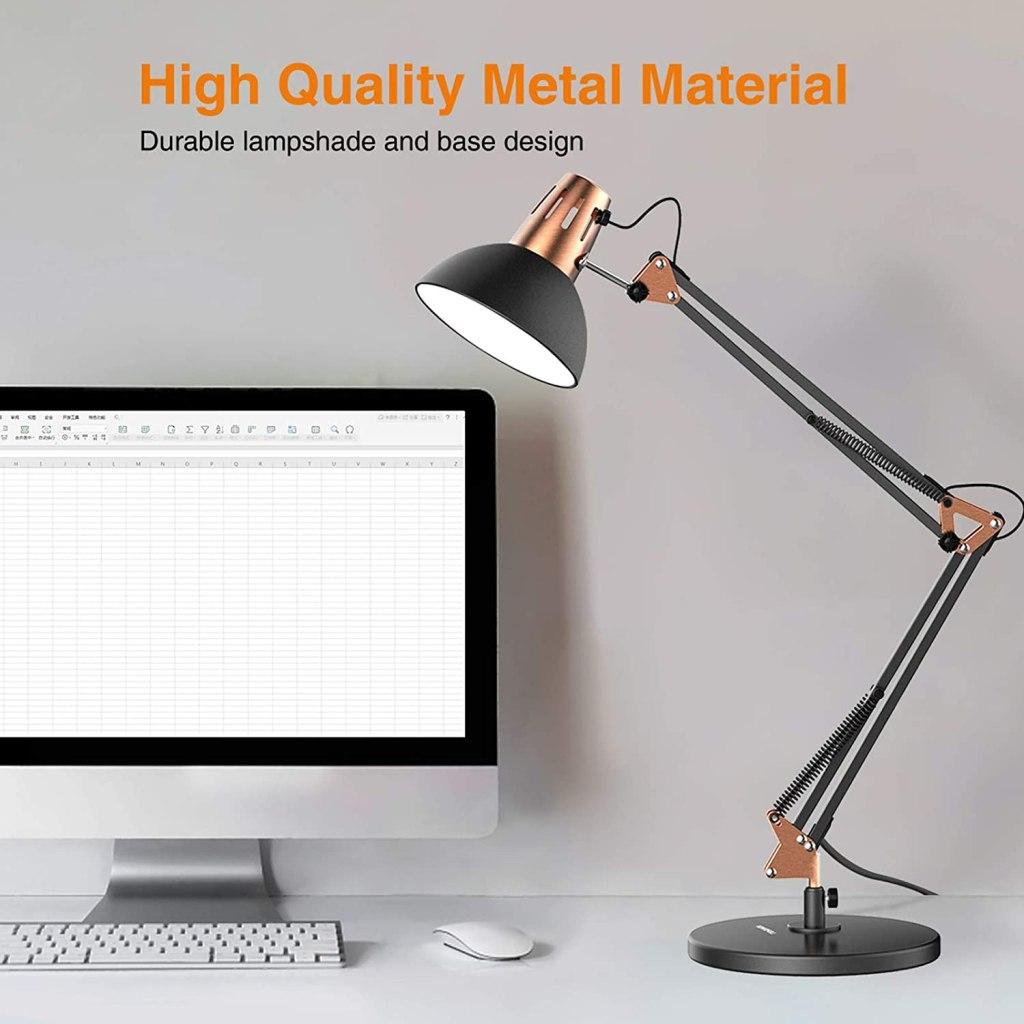 Lepower Metal Desk Lamp - product image
