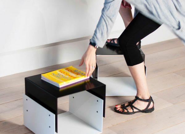 Nimo coffee table by Carme Pinos