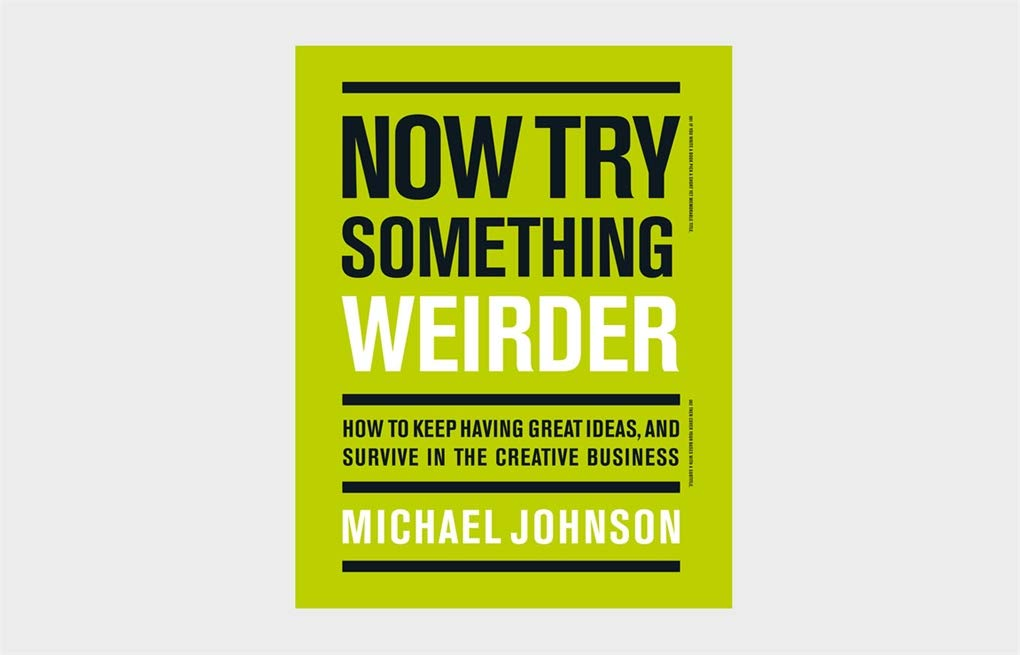 Now Try Something Weider by Michael Johnson page sample