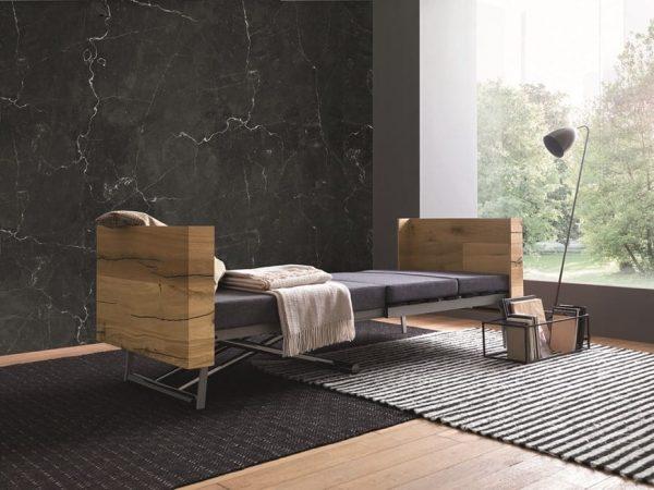 """'Tavoloetto"""" Transforming table designed by Alberto Salvati and Ambrogio Tresoldi - Bed version"""