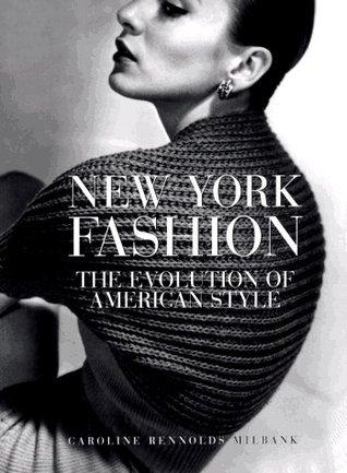 New York Fashion Cover Art by Caroline Rennolds Milbank