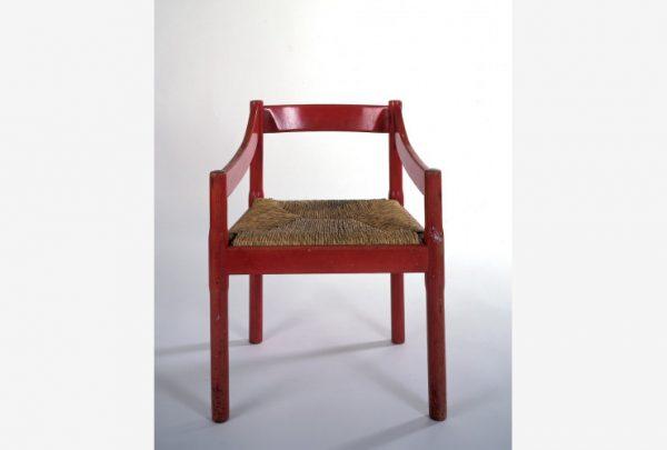 Modello 115 Chair by Vico Magistretti