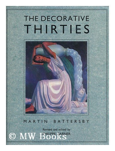 Decorative Thirties by Martin Battersby