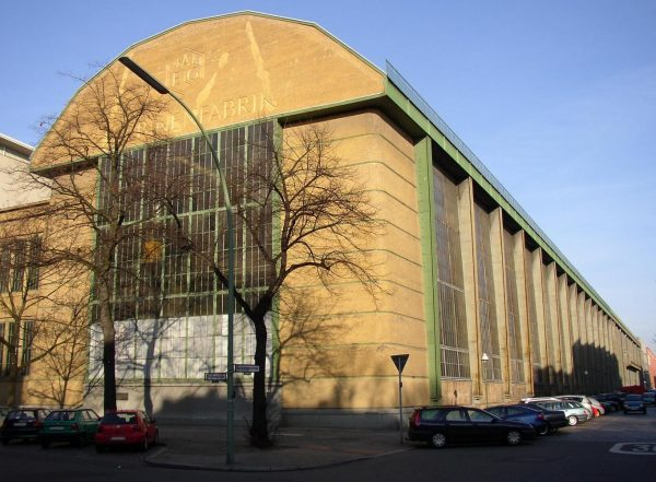 Berlin-Moabit: AEG-Turbinenwerk