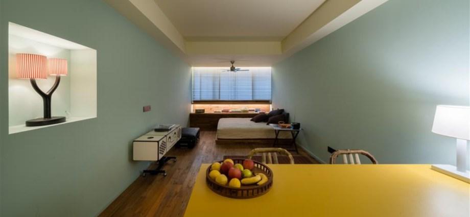 Aldo Cibic Apartment China