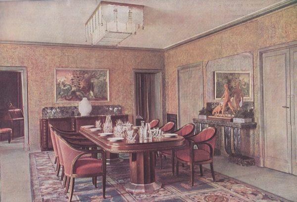 Paul Follot design - 1930