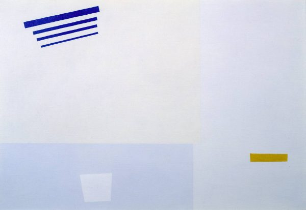 Opus 15 (Light Blue and Yellow) 1938 Alastair Morton 1910-1963 Purchased 1973 http://www.tate.org.uk/art/work/T01776