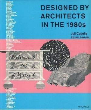 Cover for Designed by Architects in the 1980s