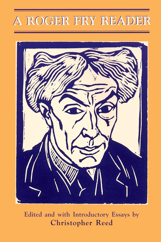 A Roger Fry Reader Cover Art