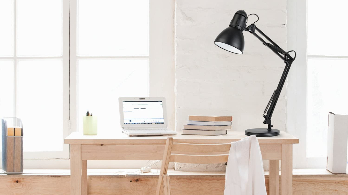 Heavy Base Architect Desk Lamp