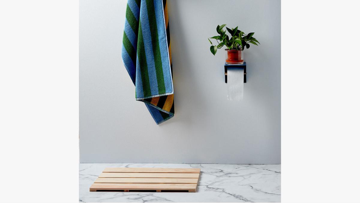 Hinoki Wood Mat featured image