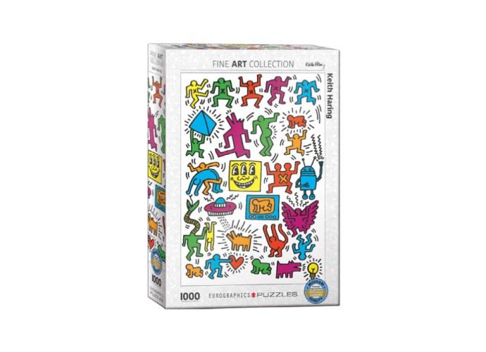 Keith Haring Jigsaw