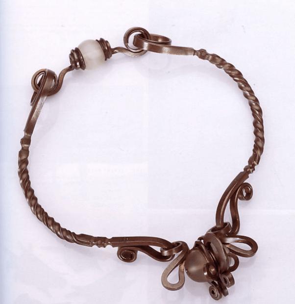 Necklace - Albert Paley (1973) The MET