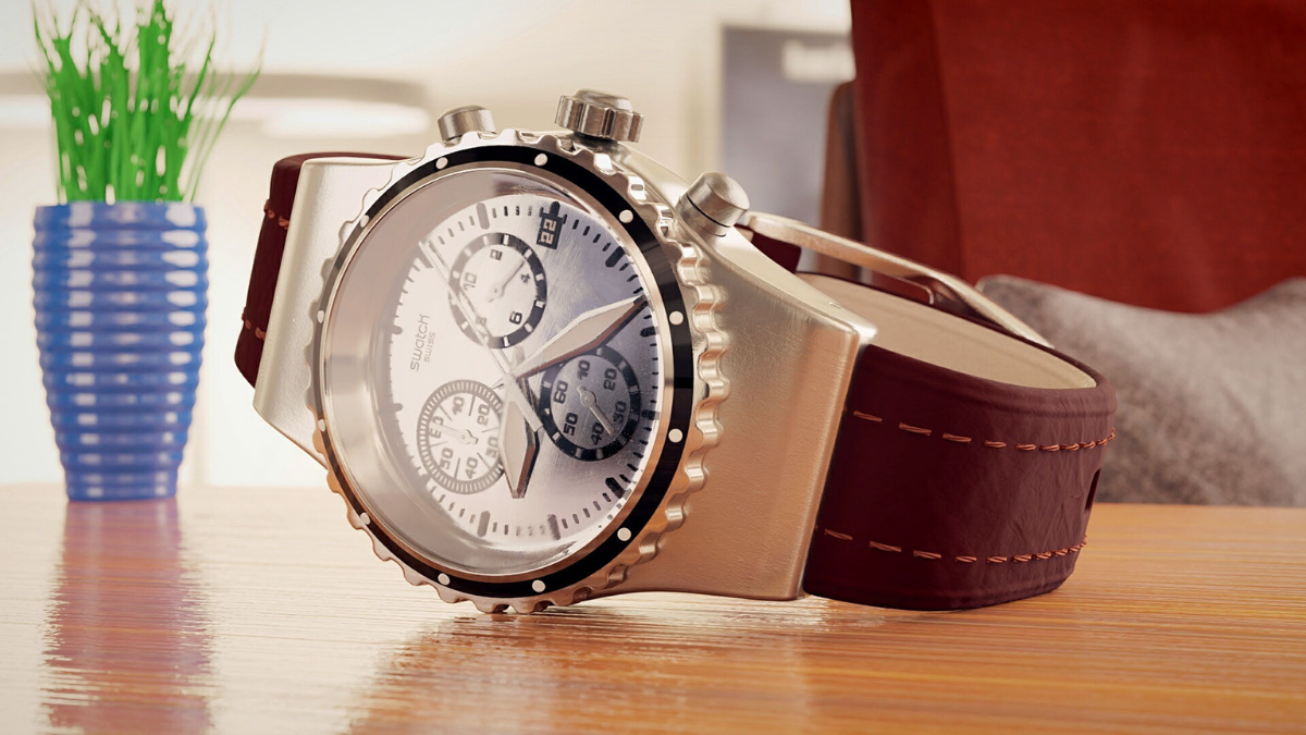 Swatch product feature