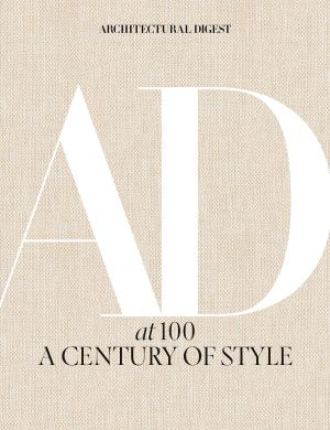 Architectural Digest Cover Art