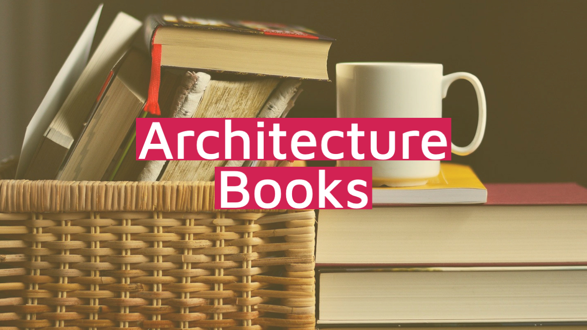 architecture books category