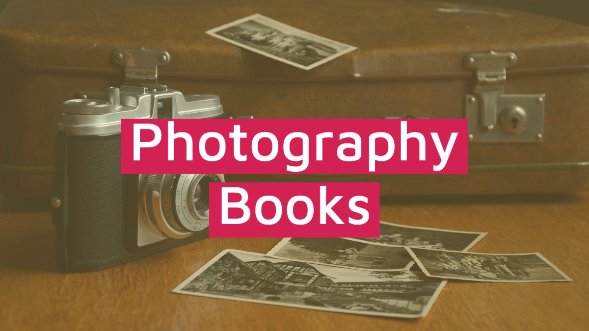 photography design books category