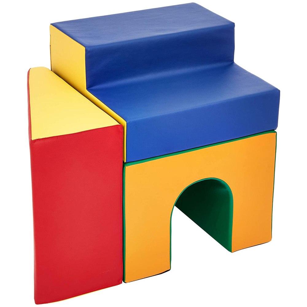Amazon Basics Kids Soft Play Single Tunnel